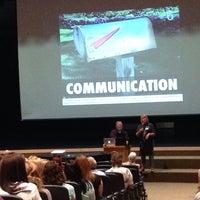 Photo taken at Butler Middle School by Pj V. on 8/11/2014