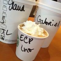 Photo taken at Starbucks by Yin-Ho C. on 2/9/2013