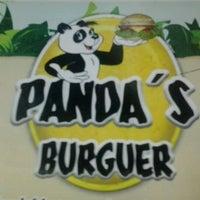 Photo taken at Panda's Burguer by Camila C. on 2/24/2013