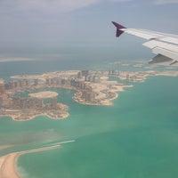 Photo taken at Doha International Airport (DOH) مطار الدوحة الدولي by Дмитрий К. on 4/10/2013