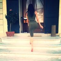 Photo taken at Villa La Bollina by Анастасия on 8/13/2015