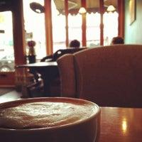 Photo taken at Beans Coffee & Tea by Edibility 3. on 4/14/2013