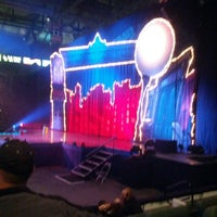 Photo taken at Budweiser Events Center by Andrew C. on 12/8/2012