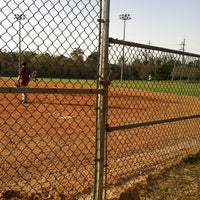 Photo taken at Paulson Softball Complex by Kristin N. on 3/5/2013