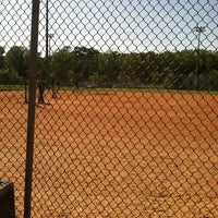 Photo taken at Paulson Softball Complex by Kristin N. on 4/9/2013