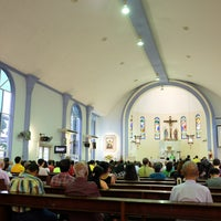 Photo taken at Church of Our Lady of Sorrows by Edmund on 7/29/2017