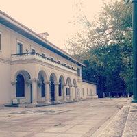 Photo taken at Palatul Snagov by Roberth P. on 9/22/2013