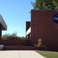 Photo taken at NASA Goddard Visitor Center by Andrew on 10/26/2013