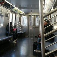 Photo taken at MTA Subway - 20th Ave (N) by Miqueen on 10/10/2016
