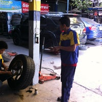 Photo taken at GoodYear Autocare by TaoH B. on 1/25/2013