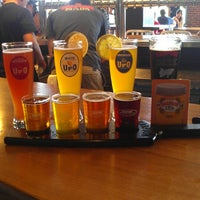 Photo taken at Harpoon Brewery by SF on 7/7/2013