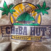 Photo taken at Cheba Hut by Michael F. on 12/23/2015