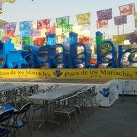 Foto tomada en Plaza de Los Mariachis por DESCUBRE C. el 5/31/2013