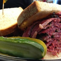 Photo taken at Pastrami Queen by Drew G. on 7/7/2013