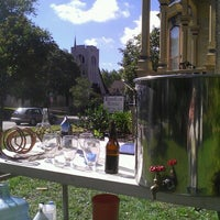 Photo taken at Hamilton House Bed and Breakfast by Giotto T. on 9/22/2012