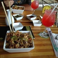 Photo taken at Sensei Sushi Bar by Francisco L. on 6/21/2013