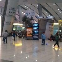 Photo taken at Beijing South Railway Station by Yaroslav G. on 11/2/2012