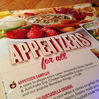 Photo taken at Applebee's Grill + Bar by Becky E. on 1/14/2013