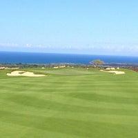 Photo taken at Kuki'o Golf Club by Thomas M. on 12/24/2013