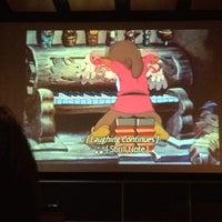 Photo taken at Media Theater by Marissa M. on 4/12/2013