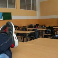 Photo taken at ll-7 Classroom by Kiril C. on 3/31/2014