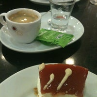 Photo taken at Café Do Ponto by Cleusa L. on 11/4/2012