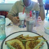 Photo taken at Greg and Amy's Twist and Shout 50's Diner by Bob K. on 8/13/2013