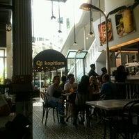 Photo taken at QQ Kopitiam by jansen k. on 10/14/2012