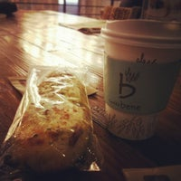 Photo taken at Caffé Bene by Emeri D. on 10/28/2013