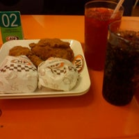 Photo taken at A&W by Prieska Miwandy L. on 1/22/2013