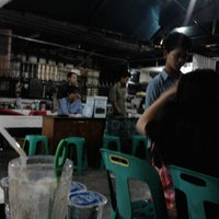 Photo taken at Mie Rebus & Sate Oranyono by Andy S. on 11/3/2012