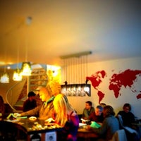 Photo taken at King Kong Coffee by Peter V. on 1/19/2013