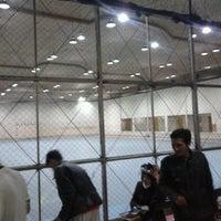 Photo taken at Futsal 35 by Rian Yuda P. on 2/14/2014