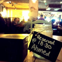 Photo taken at The Potting Shed by Ahmed S. on 8/11/2014