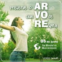 Photo taken at Verde Ghaia Consultoria e Educação Ambiental by Ingrid V. on 6/5/2015