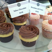 Photo taken at Jones Bros. Cupcakes by Anna S. on 11/15/2012
