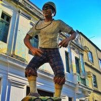 Photo taken at Rua da Moeda by DJMarkyloire on 10/4/2012