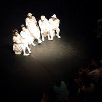 Photo taken at Teatro Universitário Cláudio Barradas by Diógenes B. on 2/1/2014