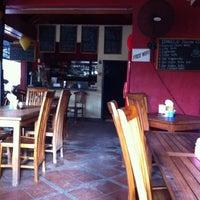 Photo taken at Warung Asia by 柳澤 正. on 10/27/2012