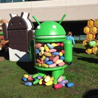 Photo taken at Googleplex by Mohammad A. on 10/14/2012