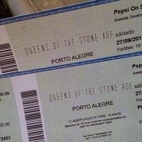 Foto tirada no(a) My Ticket por Aline D. em 5/17/2014