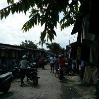 Photo taken at Pasar Kodok (Frog Market) by Aloy H. on 6/2/2013