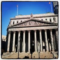 Photo taken at New York Supreme Court by Benjamin C. on 9/22/2012