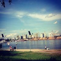 6/8/2013 tarihinde Морской Ф.ziyaretçi tarafından Парк «Северное Тушино»'de çekilen fotoğraf