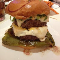 Photo taken at I Love Burgers by Eric S. on 3/17/2013