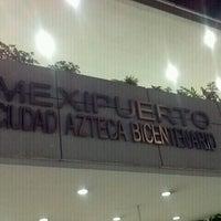 Photo taken at Mexipuerto Ciudad Azteca Bicentenario by Omar G. on 12/23/2012