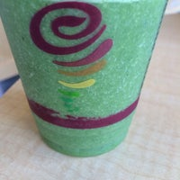 Photo taken at Jamba Juice Cascade Station by Emilio P. on 1/11/2014