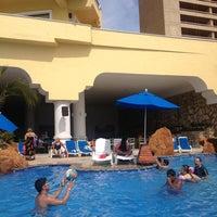 Photo taken at Hotel Royal Villas by Arturo T. on 4/1/2013