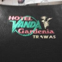 Photo taken at Vanda Gardenia Resort Trawas by Benk S. on 10/6/2012