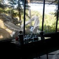 Photo taken at Vanda Gardenia Resort Trawas by Benk S. on 10/7/2012